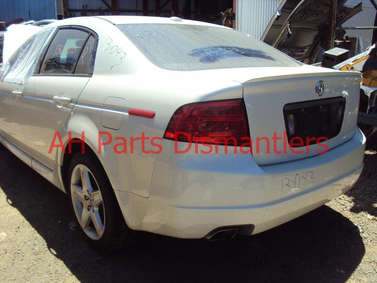Acura TL Door Sedan - Acura tl 2006 parts