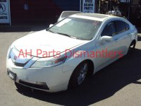 2009 Acura TL Sway FR STABILIZER BAR Replacement