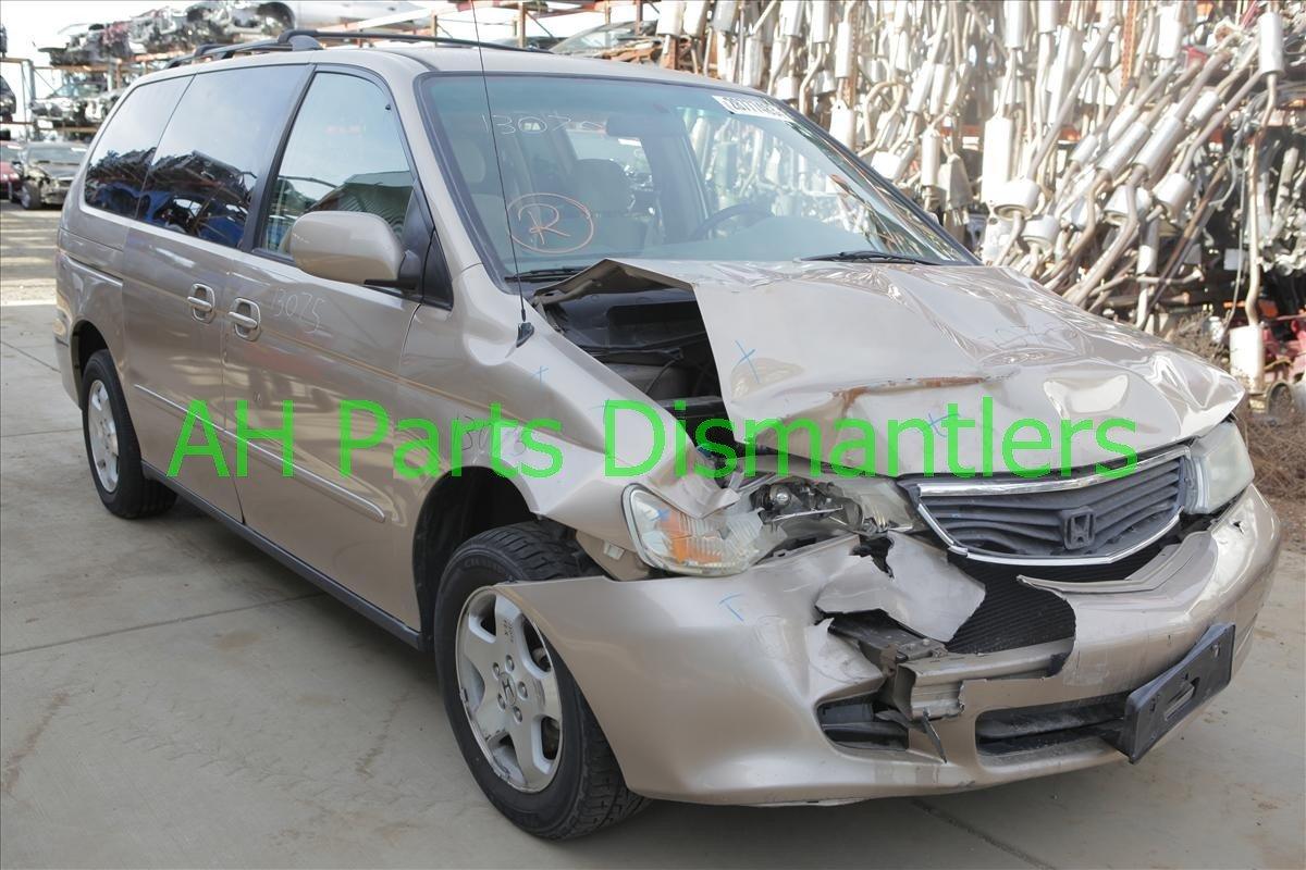 Car 13-075-1 - 2001 Honda Odyssey
