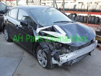2013 Honda Civic Passenger QUARTER PANEL Replacement