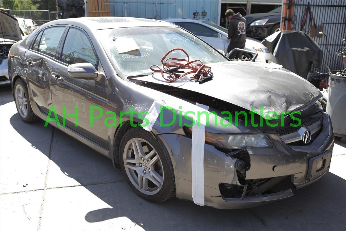 Acura TL Rear Passenger Door Glass Window SEPA - 2007 acura tl parts