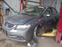 2013 Honda Civic ROOF CUT lx dx model Replacement