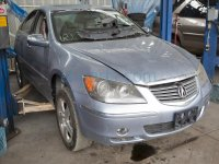 2005 Acura RL Rear passenger DOOR PANEL TRIM LINER gray Replacement