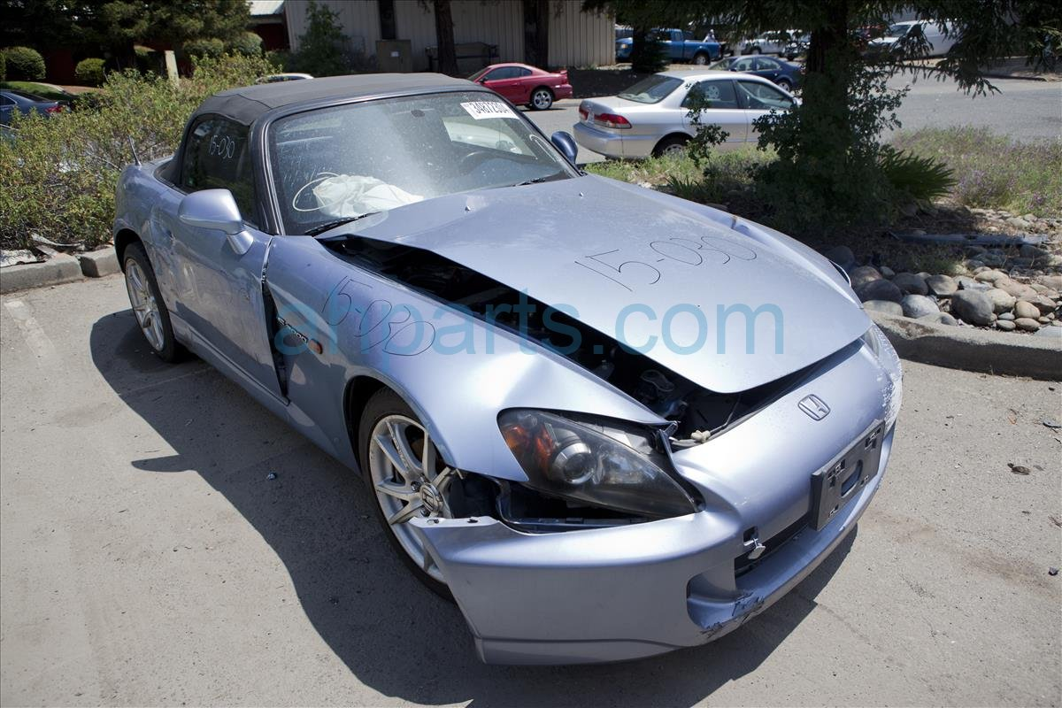 2004 Honda S2000 Replacement Parts ...