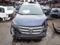 2012 Honda CR V Quarter Driver Q PANEL BLUE Replacement