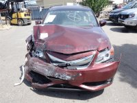 2013 Acura ILX PASSENGER QUARTER PANEL BURGUNDY Replacement