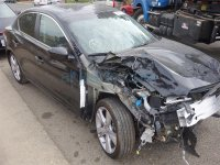 2014 Acura ILX PASSENGER QUARTER PANEL BLACK Replacement