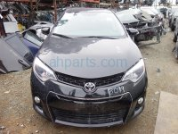 2015 Toyota Corolla Rear driver DOOR BLACK check Replacement