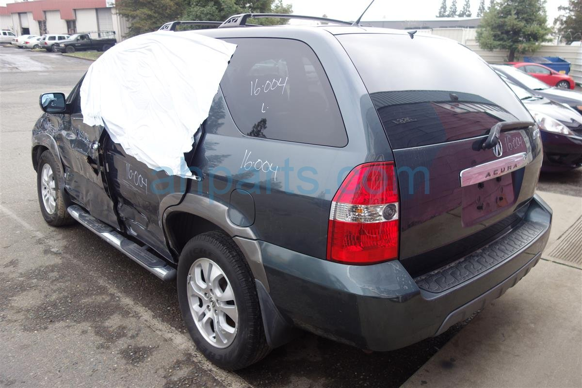 03 04 05 06 Acura Mdx Front Right Passenger Axle Cv Boot