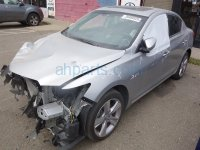 2013 Acura ILX Rear passenger DOOR SILVER Replacement