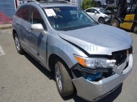 2013 Acura RDX Driver QUARTER PANEL silver Replacement