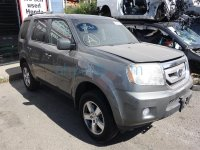 2009 Honda Pilot Passenger QUARTER PANEL Nimbus Gray 04636 SZA A93ZZ 04636SZAA93ZZ Replacement