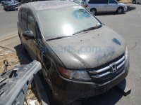 2015 Honda Odyssey Rear passenger DOOR BLACK Replacement