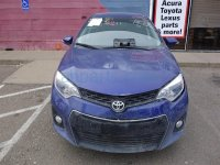 2014 Toyota Corolla Replacement Parts