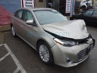 2013 Toyota Avalon Passenger QUARTER WINDOW GLASS Replacement