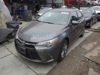 2016 Toyota Camry Rear passenger DOOR GRAY Replacement