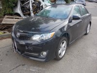 2013 Toyota Camry Front passenger SEAT BLACK GRAY BLOWN AIRBAG Replacement