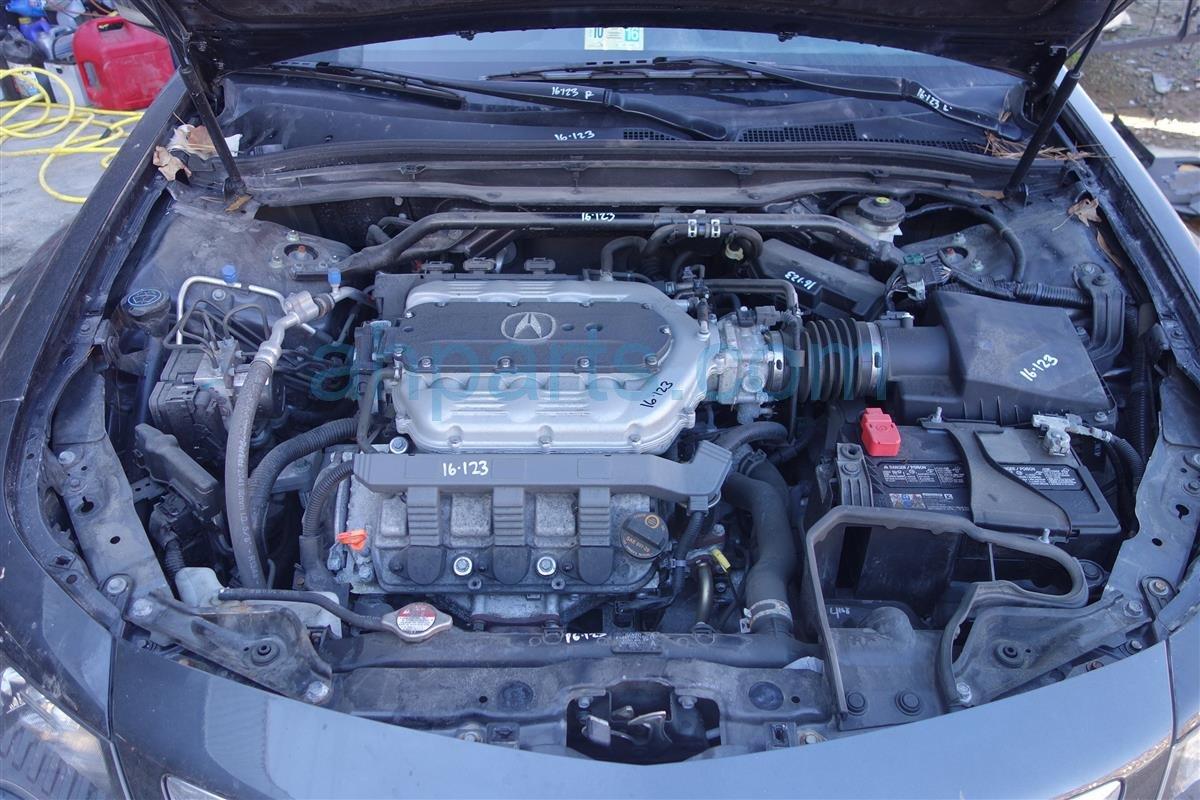 2012 acura tl rear passenger door panel trim liner black 83701 tk4