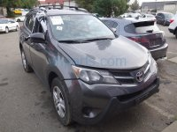 2013 Toyota Rav 4 Rear back 2nd row 2ND ROW Passenger Seat black GRAY CLOTH Replacement