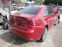 2015 Lexus Is 250 Replacement Parts