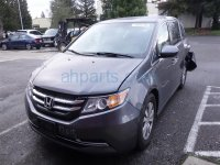 2015 Honda Odyssey Rear passenger DOOR NO TRIM MODERN STEEL Replacement