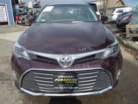 2016 Toyota Avalon Replacement Parts