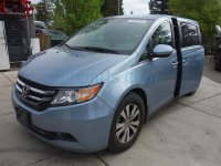 2014 Honda Odyssey Rear passenger DOOR HAS SMALL BEND NEAR EDGE Replacement