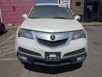 2010 Acura MDX Passenger QUARTER PANEL WHITE Replacement