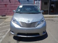 2014 Toyota Sienna Rear back 2nd row 2ND ROW Passenger SEAT GRAY LEATHER Replacement