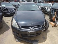 2007 Honda Accord Outside Exterior 2DR Driver EXTERIOR DOOR HANDLE BLACK 72140 SDN A01ZB 72140SDNA01ZB Replacement