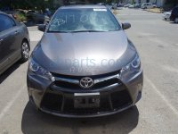 2015 Toyota Camry Front driver DOOR NO TRIM PANEL OR MIRROR Replacement