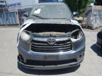 2014 Toyota Highlander Passenger QUARTER PANEL Replacement