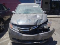 2014 Honda Odyssey Rear passenger DOOR NO TRIM PANEL Replacement