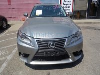 2014 Lexus Is 250 Driver SUN VISOR GRAY Replacement