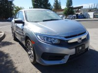 2016 Honda Civic Passenger QUARTER PANEL small bend dent Replacement
