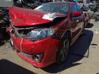 2014 Toyota Camry Axle stub Rear passenger SPINDLE KNUCKLE Replacement