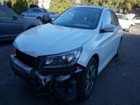 2013 Honda Accord Rear passenger DOOR SHELL ONLY Replacement