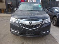 2016 Acura MDX Driver QUARTER PANEL Replacement