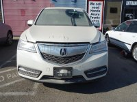 2016 Acura MDX Driver QUARTER PANEL WHITE Replacement