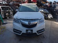 2014 Acura MDX Trim panel liner Front passenger DOOR INTERIOR WINDOW GARNISH 72442 TZ5 A11ZA 72442TZ5A11ZA Replacement