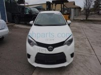2014 Toyota Corolla Core RADIATOR SUPPORT BULKHEAD Replacement
