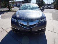 2016 Acura TLX Axle stub Rear passenger SPINDLE KNUCKLE Replacement