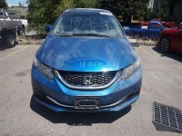 2014 Honda Civic Passenger QUARTER PANEL SKIN ONLY Replacement