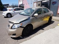 2009 Toyota Corolla Replacement Parts