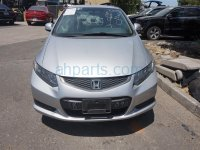 2013 Honda Civic Passenger SUN VISOR GRAY Replacement