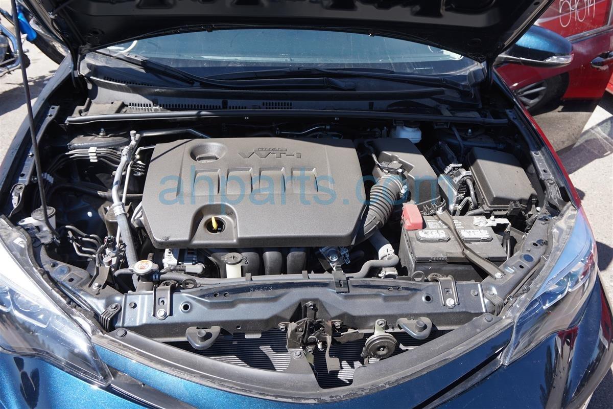 2018 Toyota Corolla Hood Blue 53301-02270