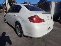 2011 Infiniti G25 Replacement Parts
