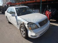$150 Lexus REAR SEAT TOP PORTION TAN LEATHER