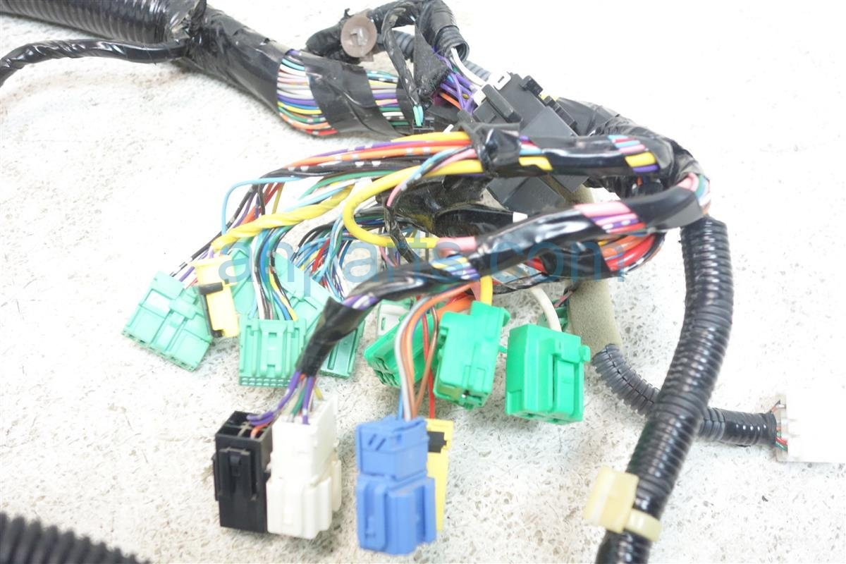 2010 Honda FIT INSTRUMENT HARNESS 32117 TK6 A30 32117TK6A30 Replacement