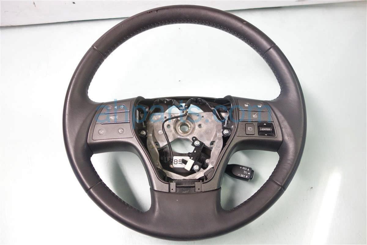 2010 Lexus Hs250h STEERING WHEEL 4510075030C0 Replacement